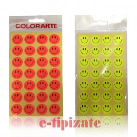 Poze Sticker Smiley Face- 1 folie