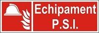 "Poze Indicator ""Echipament PSI"" - model 3 A4"