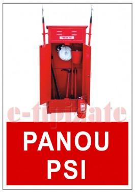 Poze Pichet / Panou PSI