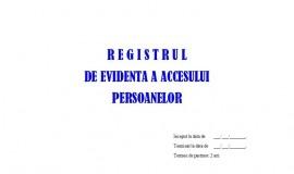 Poze Registru Acces Persoane - 25 file