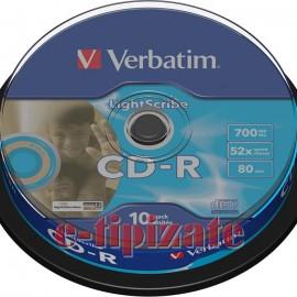 Poze CD Verbatim 10 Buc