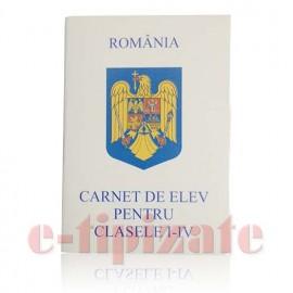 Poze Carnet de elev - clasele I - IV