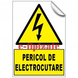 Poze Pericol de electrocutare
