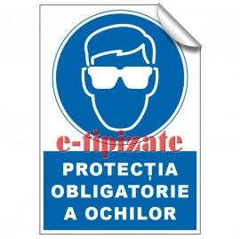 Poze Protecția obligatorie a ochilor