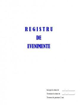 Poze Registru Evenimente - 25 file