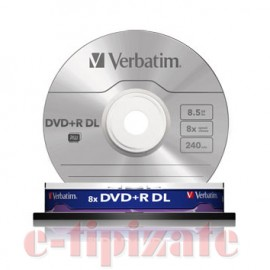 Poze DVD Verbatim 10 Buc