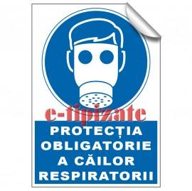 Protecția obligatorie a cailor respiratorii