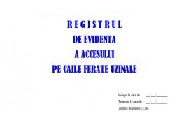 Poze Registru Acces C.F.U. - 100 file