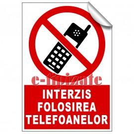 Poze Interzis folosirea telefoanelor
