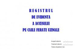 Poze Registru Acces C.F.U. - 50 file