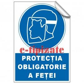 Poze Protecția obligatorie a feței