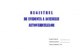 Poze Registru Acces Auto - 50 file