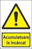 """Indicator """"Acumulatoare la incarcat"""" A5"""