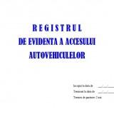 Registru Acces Auto - 25 file