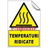 Temperaturi ridicate