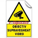 Obiectiv supravegheat video