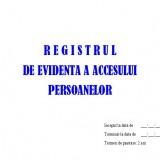 Registru Acces Persoane - 100 file