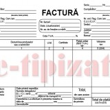 Factura fiscala - A5 autocopiativa - 3 exemplare