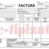 Factura fiscala  A4 autocopiativa - 3 exemplare