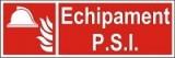 "Indicator ""Echipament PSI"" - model 3 A5"