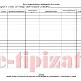 Registru Acces C.F.U. - 50 file