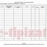 Registru Acces Auto - 50 file