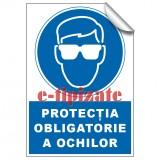 Protecția obligatorie a ochilor