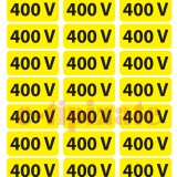 Etichete prize 400V - pe suport A4