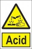 """Indicator """"Acid"""" A4"""