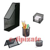 Mesh desk accessories