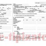 Certificat medical constatator al nascutului mort A4