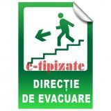 Direcție de evacuare