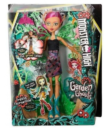 Jucarie fetite papusa Monster High garden Ghouls Treesa Thornwillow