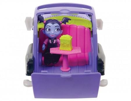 Jucarie fetite Vampirina cu masinuta