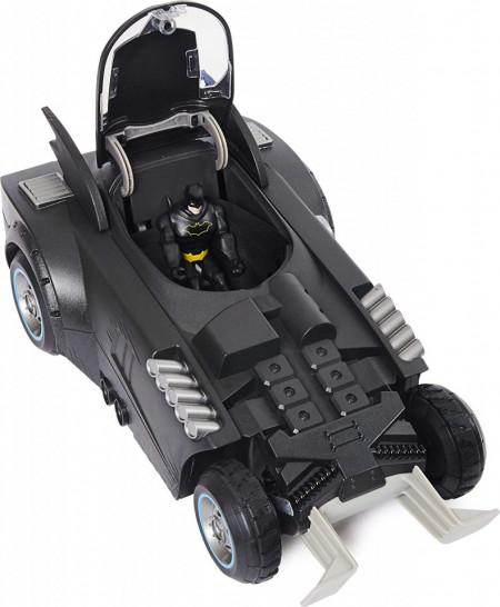 Masinuta Batmobil cu telecomanda si cu figurina Batman