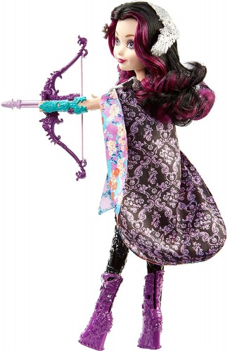 Poze Papusa Ever After High Raven Queen Magic Arrow