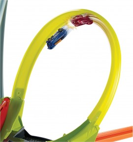 Poze Circuit cu bucle Hot Wheels Roto Revolution