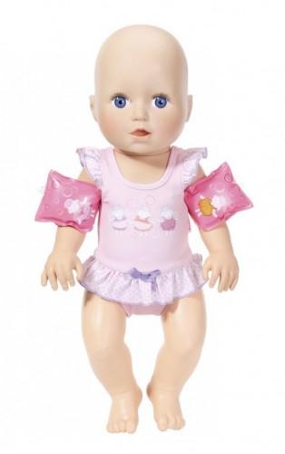 Jucarie fetite papusa Baby Annabell invata sa inoate