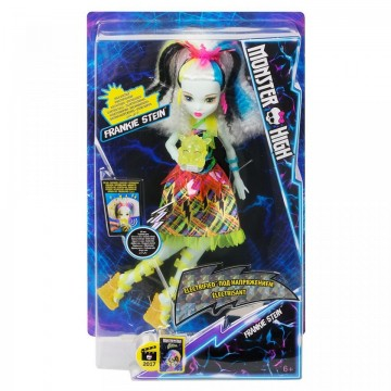 Jucarie fetite papusa Monster High Electrified High Voltage Frankie