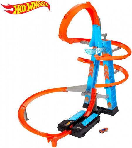 Hot Wheels Sky Crash Tower