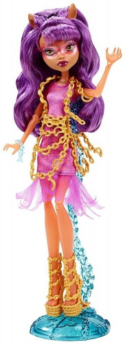 Poze Papusa Monster High Haunted Clawdeen Wolf Mattel