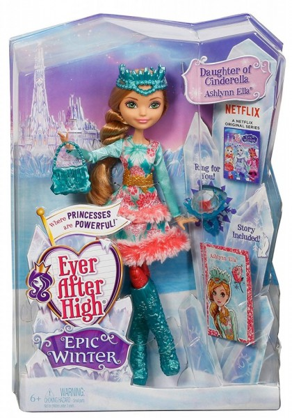 Jucarie fetite papusa Ever After High Ashlynn Ella