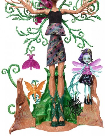 Poze Jucarie fetite papusa Monster High garden Ghouls Treesa Thornwillow