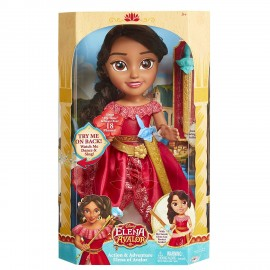 Papusa interactiva Elena din Avalor Disney