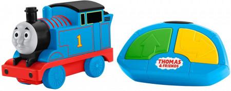 Prima mea locomotiva Thomas cu telecomanda