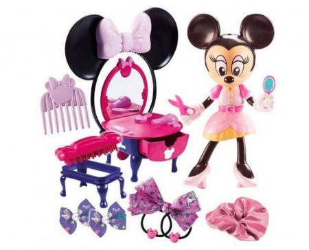 Set Salon de infrumusetare Minnie Mouse