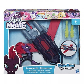 Jucarie fetite My Little Pony Guardians Of Harmony Tempest Shadow