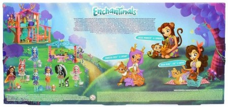 Set de joaca Enchantimals picnic in parc
