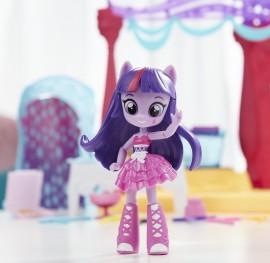 Jucarie fetite My little pony scena liceului din Canterlot