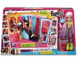 Jucarie fetite Studio pentru selfie si papusa Cloe Bratz
